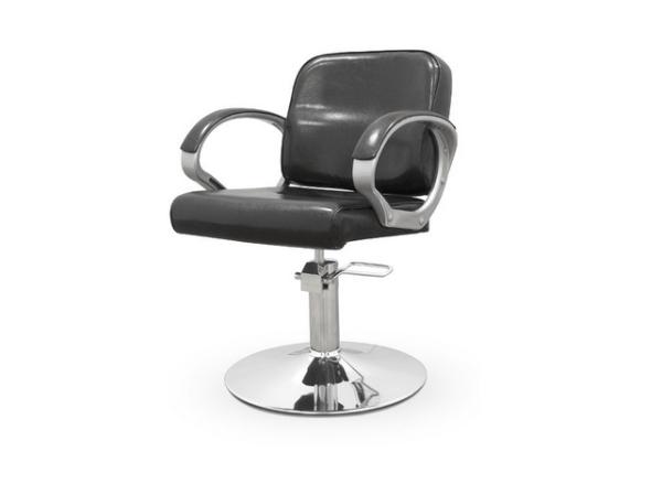 Black Potenza Styling Chair 1