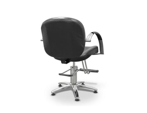 Black Sicilia Styling Chair 4