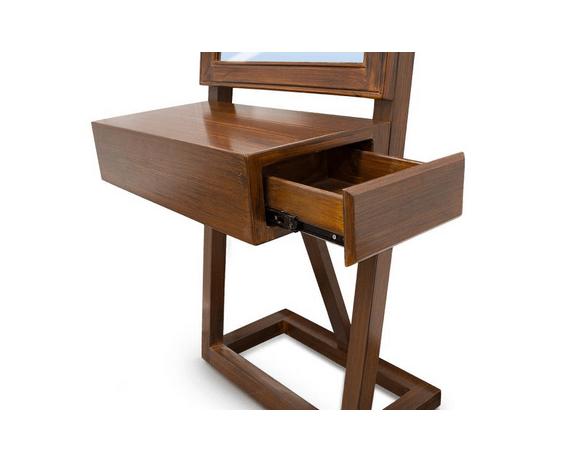 Vintage Dressing Table Of Wood 3