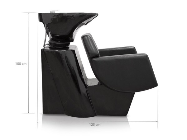 Backwash Unit for Beauty and Hair Salons 2