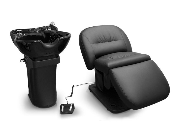 Backwash Unit for Hair Salon with Electric Chair 2