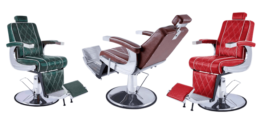 Alabama Barber Chair