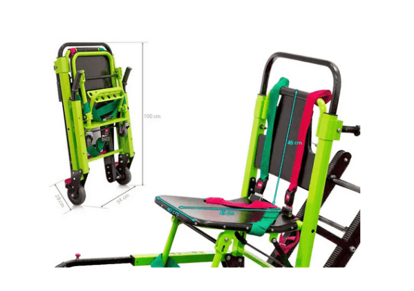 Folding Evac Chair For Stairs 4