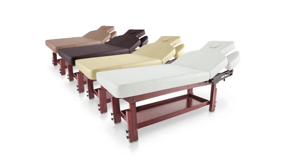 SPA Massage Table With Lower Tray 2