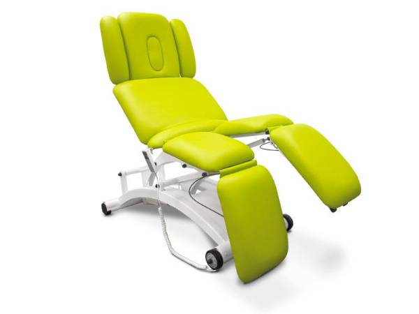 Electric Multifunctional Massage Table 5 Sections With 2 Engines 5