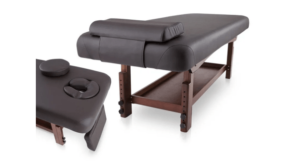 Fixed SPA Bed With Wooden Base 6