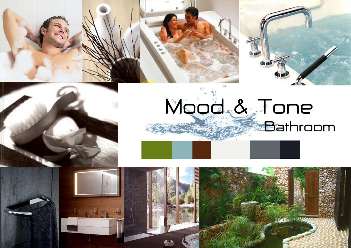 Mood And Tone Bathroom