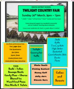 School Country Fair 2017