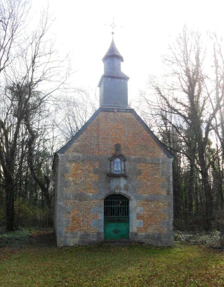 Chapelle St Fiacre (1756 ) lieu dit les Monts