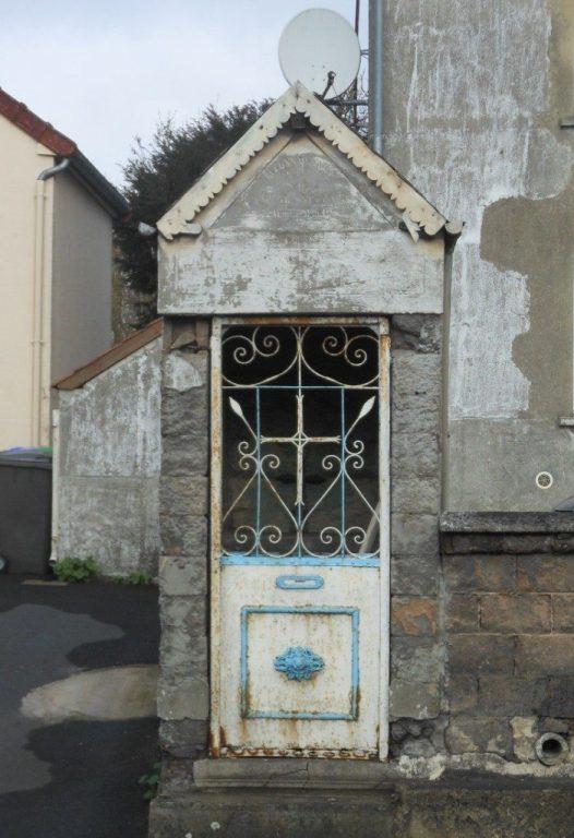 Chapelle début du XXème Siècle face au 359 Av.Jean Jaurès