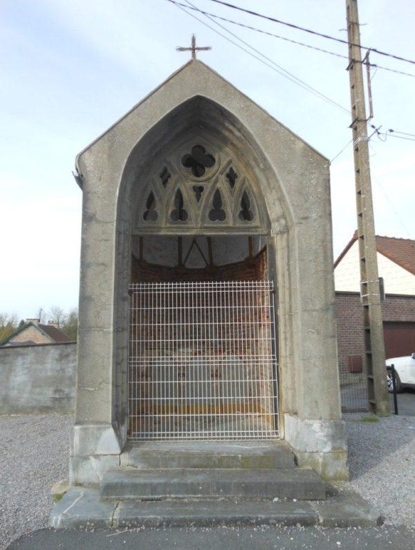 Chapelle rue de Moronval
