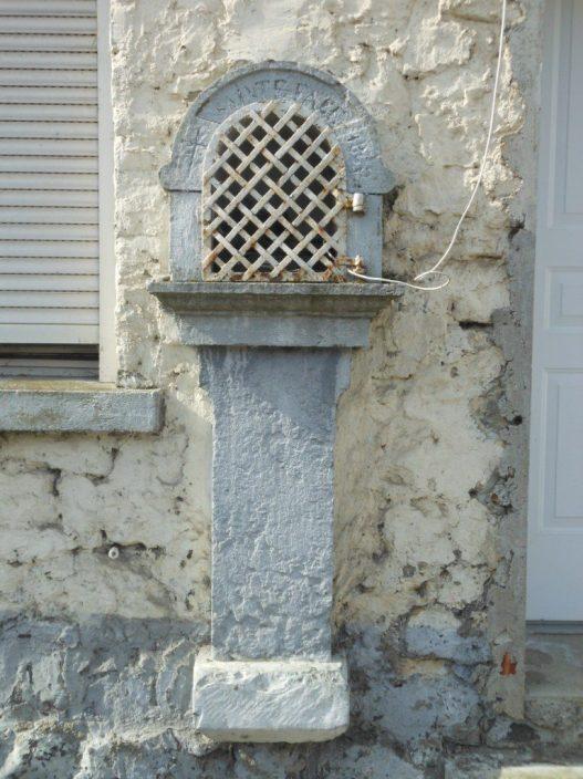 Oratoire Ste Face rue de la Place