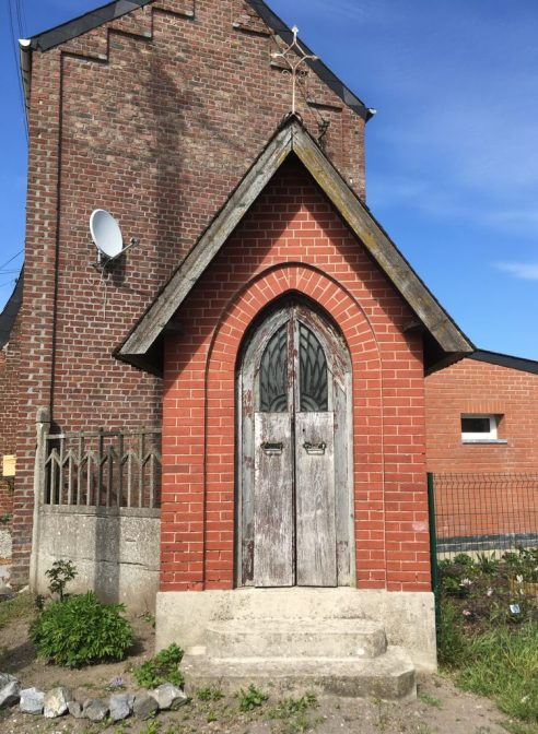 Chapelle Chemin de Valenciennes / Rue de l'église.