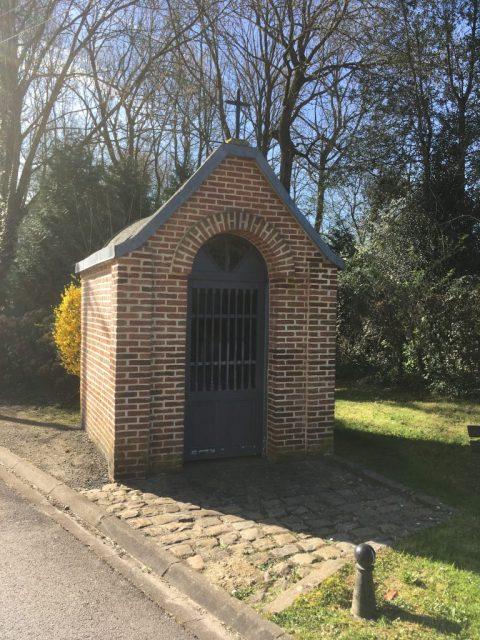 chapelle N.D des Victoires