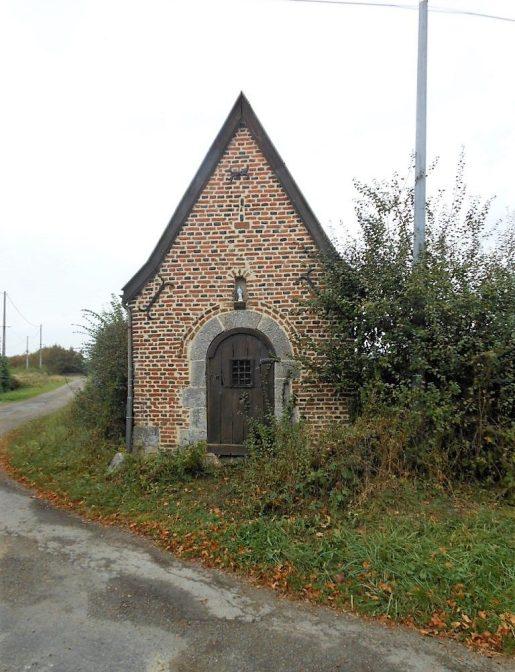 Chapelle Saint-Ursmer (1669). Rue de la Haut / Chemin Trouillet.