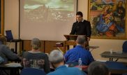 Br Alexander speaks at Summer School