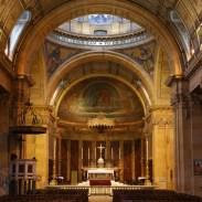 The Birmingham Oratory, one of the influences on the Toronto Oratory.