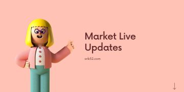 Stock Market Live updates