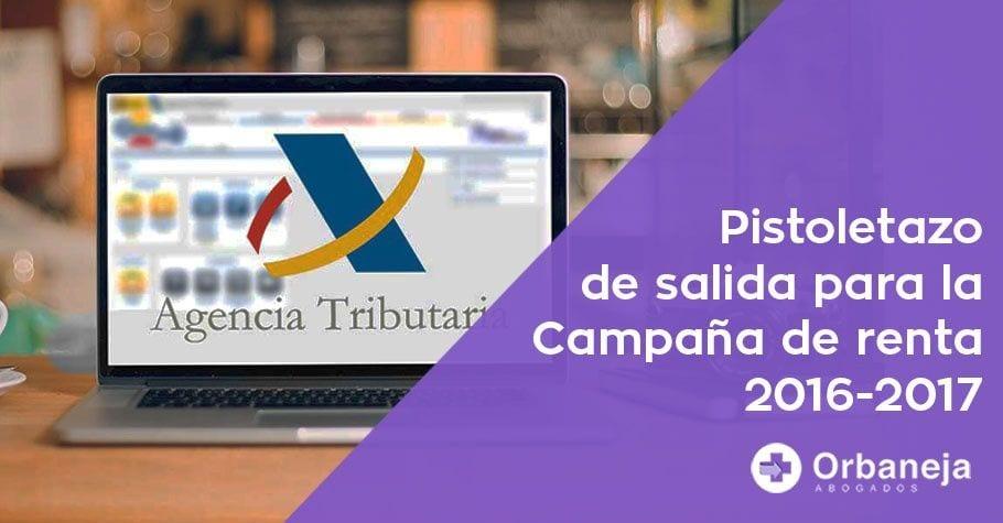 Campaña de renta 2016-2017
