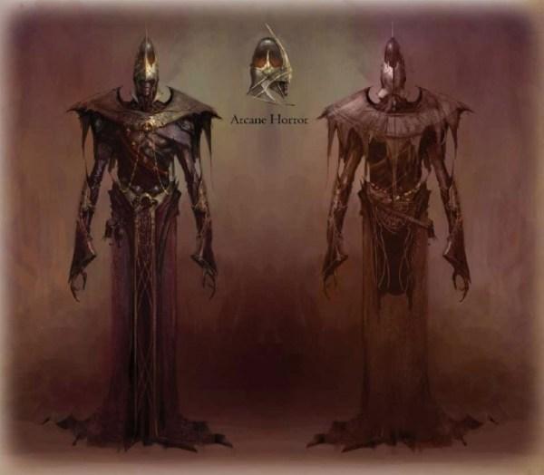 horror-arcano7-600x524 O Estratagema do Obscuro: O Império de Lassic e a Resistência