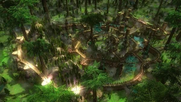 forte-dos-eldar-1-de-3-600x338 Reinos de Toran: O Reino Élfico de Iluminah