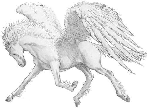 winged_horse Aventura CaLuCe: O retorno de Fênix - um mundo sem paladinos