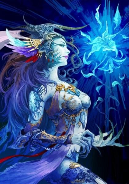 tumblr_mpkp65EOMg1rcz4rao1_500-Shiva-420x600 Shiva, a Rainha do Gelo Eterno