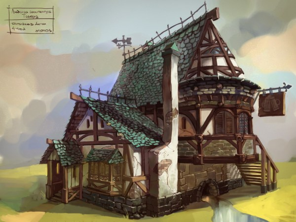 taverna-1000x750_2526_Tavern_2d_architecture_fantasy_picture_image_digital_art-600x450 Aventura CaLuCe: Um Merlin desafiado - a Taverna do Anão de Pedra