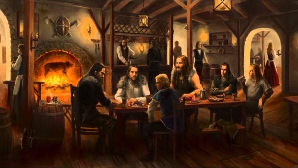taverna1-600x338 Aventura CaLuCe: Um Merlin desafiado - a Taverna do Anão de Pedra