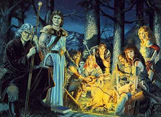 Fantasia_Epoa 11 Estilos de Cenários de Fantasia em Dungeons & Dragons