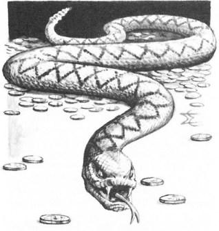 8be1c-giant_snake A Cidade Perdida de Luckendor, 2ª Parte: A Águia, a Coruja e a Serpente, sessão VI
