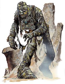 d7bfb-mummy A Cidade Perdida de Luckendor, 2ª Parte: A Águia, a Coruja e a Serpente, sessão III