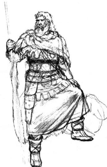 Forgotten_Caliban-3-Herold-OConnor Caliban, O Andarilho Cinzento