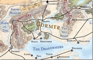 Forgotten_Cormyr-2-Mapa Cormyr