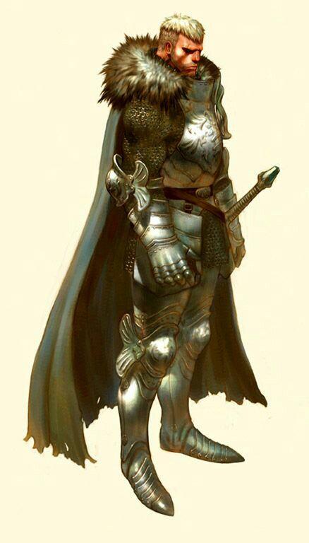 Forgotten_Primeira-Espada-Jarath-Burlisk-do-Manto Lucius - A História