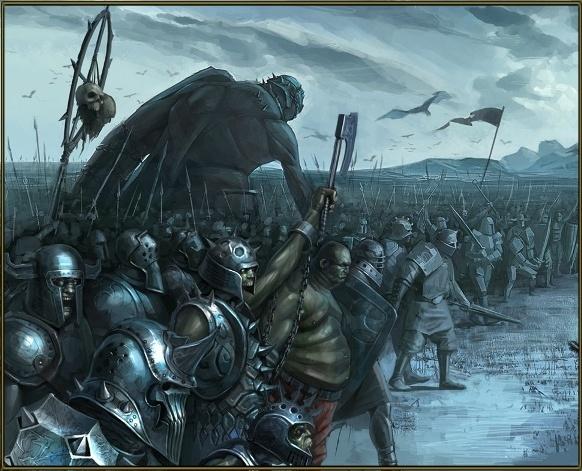 Greyhawk_GG41 As Guerras de Greyhawk - Parte V