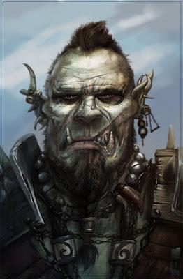 Greyhawk_Orc-Capitão Sol Cinza em Pontyrel