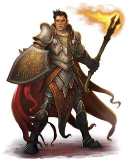 Greyhawk_Pyrus Pyrus, O Líder Elemental