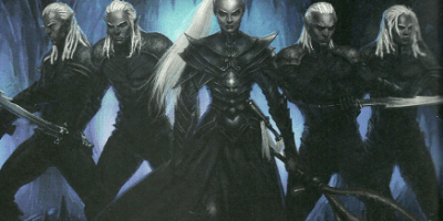 crivon-elfos-sombras-dd_out_of_the_abyss_drow_group