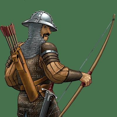 human-longbowman A Torre do Cavaleiro Vampiro, terceira parte