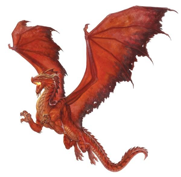 irvantruss-Monster_Manual_5e_-_Dragon_Red_-_p97-600x589 A ascensão de Tyr o Justo, parte I