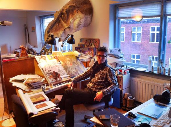 Magic_Jesper-Ejsing-600x447 Mestres Ilustradores