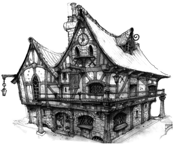 old-world-tavern-600x503 Presente de goblin: a farra