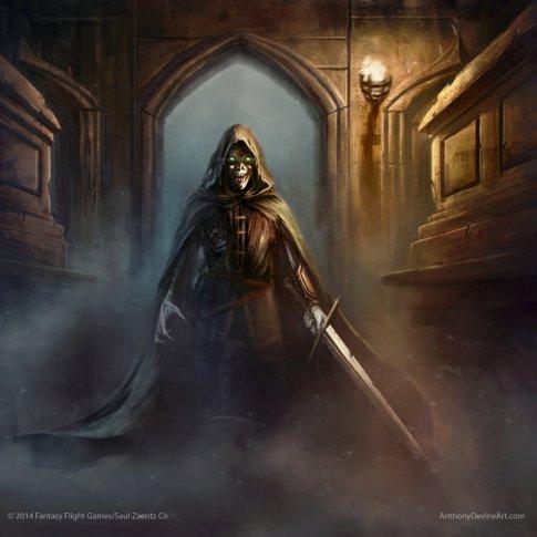 Inumano A Coroa da Ruína, 3ª Parte: As Filactérias de Arantos, sessão III