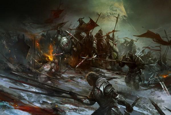 undead_army-600x404 Estratagema do Obscuro: A origem dos Esperes