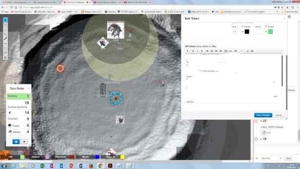 24-01-17-2 Aventura CaLuCe: O plano de Sombra da Morte, o combate