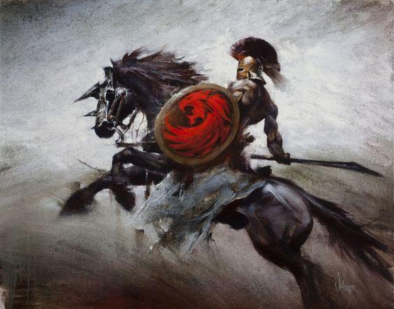 Pathfinder_Cavaleiro O Guerreiro - Pathfinder