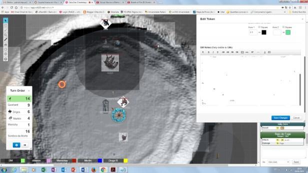 24-01-17 Aventura CaLuCe: O plano de Sombra da Morte, o combate