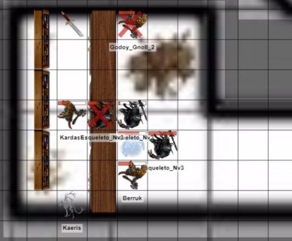 Greyhawk_A-Batalha-da-Venda-600x495 Templo Elemental da Terra - Parte VI (O Dragão Esqueleto - II ATO)