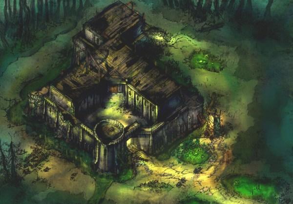 Greyhawk_Casa-do-Fosso-600x418 Heróis do Templo - A Pedra da Lua